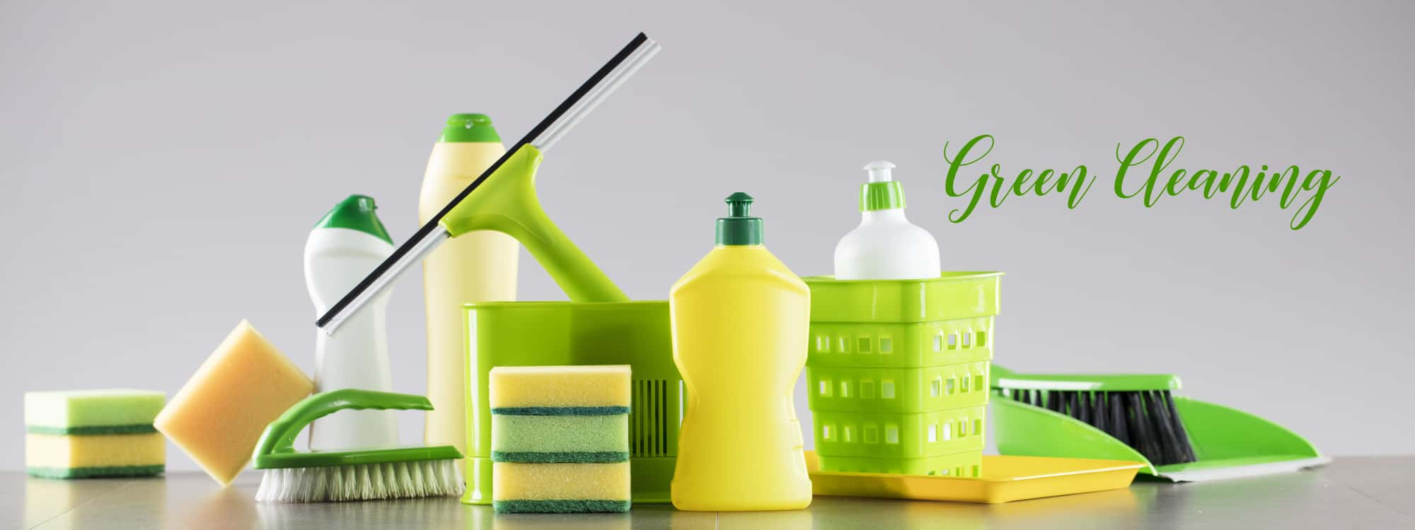 Green Cleaning | Modern Maids Cleaning